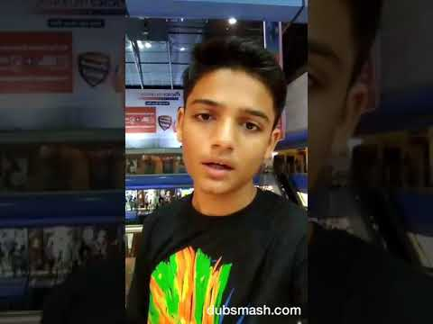 DJ Dev joshipura( Dubsmash video)