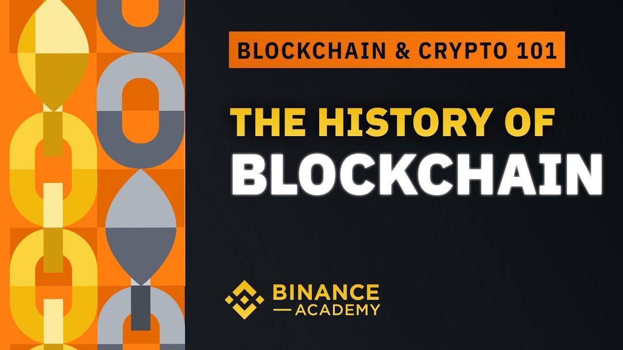 The History of Blockchain Explained