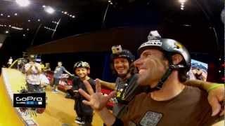 GoPro HD:  Skateboard Vert with Andy Macdonald, Bucky Lasek & Mitchie Brusco – Summer X Games 2012