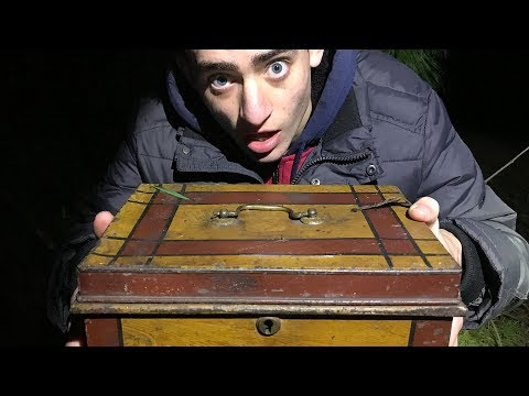 WE FOUND A TREASURE CHEST...