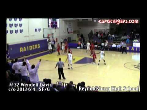 #32 Wendell Davis Sophomore Highlights c/o 2013