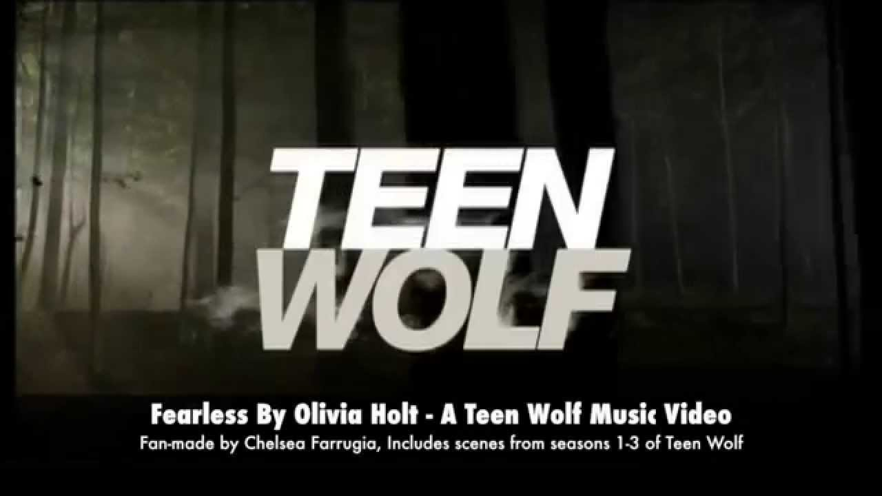 Agree with music video teen wolf music