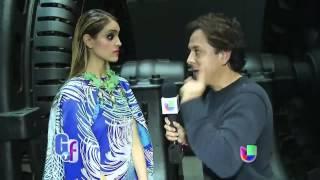 Eiza González habla de las cirugias y su cuerpo
