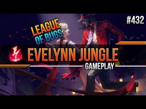Evelynn (Jungle): League of Bugs #432 [Lets Play] [League of Legends] [German / Deutsch]
