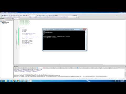 C Programming Tutorial   37   Absolute Value with abs