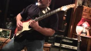 1962 Orig Eric Johnson Famous Own Fender Strat For Sale www.eddievegas.com