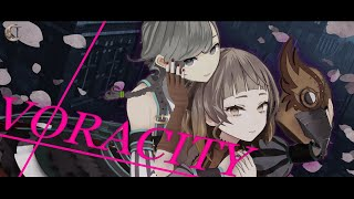 VORACITY - MYTH&ROID/covered by ココツキ【歌ってみた】アニメ「オーバーロードⅢ」オープニングテーマ