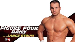 Each generation thinks the next generation takes too many crazy bumps: Lance Storm Figure Four Daily