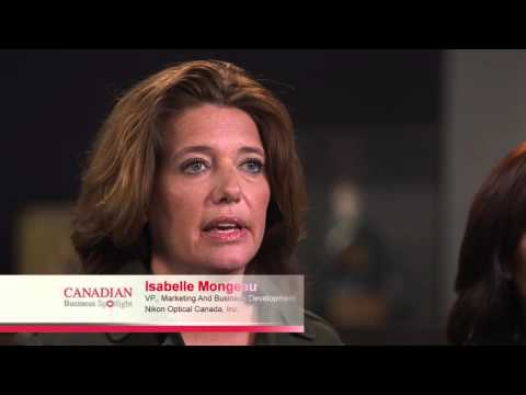 Canadian Business Spotlight Nikon Optical in Montreal