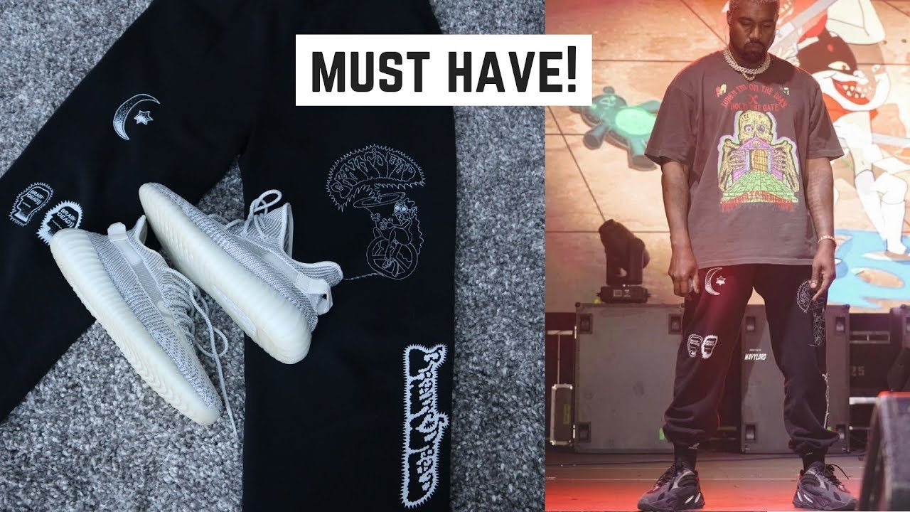 First Look At Brain Dead Clothing Gustavo Sweatpants Youtube