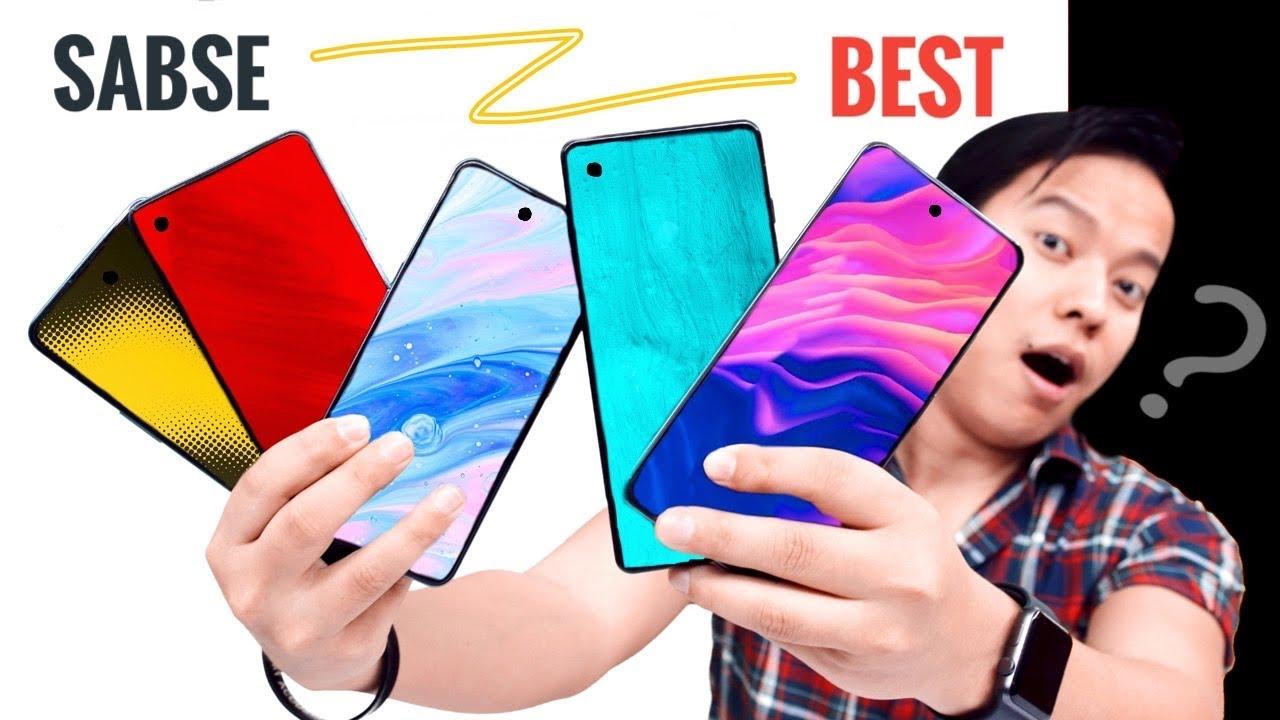 6 Top Best Smartphones under ₹30000 📱📱 * Ekdam New *