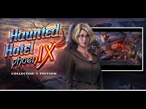 Haunted Hotel 9: Phoenix Collector's Edition Gameplay & Free Download | HD 720p