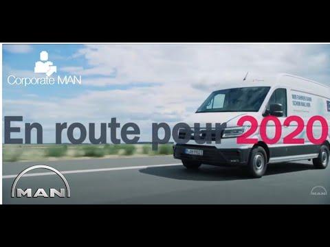 L'équipe Managériale Remercie Les équipes De MAN Truck & Bus France Et Ceux Du Réseau MAN #Covid-19