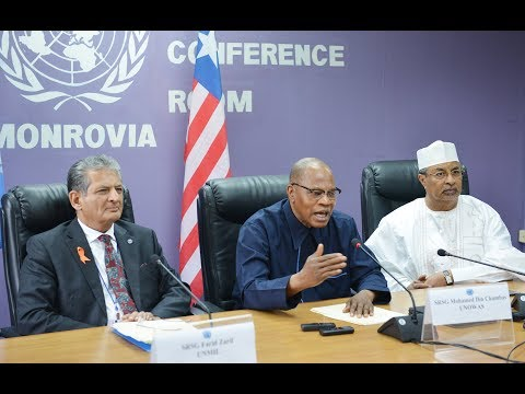 Part 2  Q & A  United Nations Missions in West Africa Presser on Liberia's 2017 Elections
