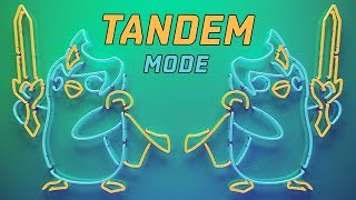 Blue Team vs Red Team [Tandem Mode][All-Star Event 2019][07.12.2019]