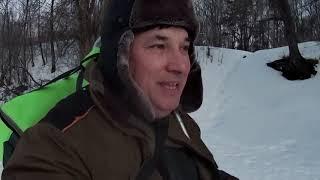 Рыбалка на реке Клязьма 06 03 2021 г
