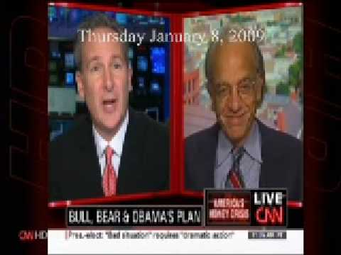 1/8/2009 Peter Schiff On CNN Newsroom: Bull, Bear ...