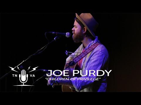 "Joe Purdy - ""Children of Privilege"" - Radio Bristol Sessions"