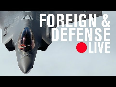 Future of American airpower: conversation w/ Chief of Staff A.F. Gen. David Goldfein | LIVE STREAM