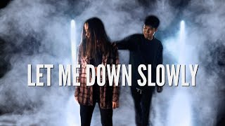 Kaycee Rice & Sean Lew | Let Me Down Slowly - Dance Choreography by Erica Klein