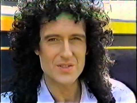 QUEEN - Interview - Miracle Express 1989
