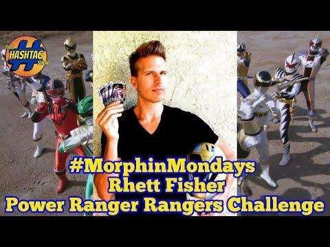 Rhett Fisher  Round 2  Power Rangers Lightspeed Rescue  Morphin' Monday