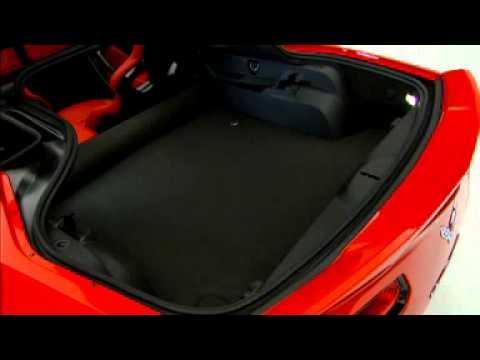 Blem- C7 Corvette Replacement Blue Transparent Roof #JO
