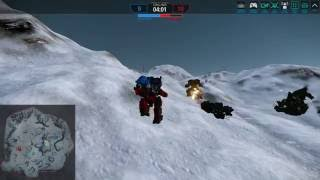 MWO - 12v12 Atlas vs Kodiak  - Alpine Game