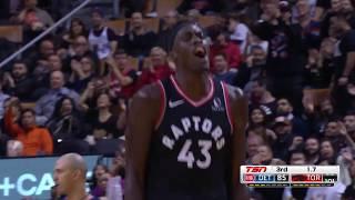 Toronto Raptors vs Detroit Pistons | October 30 2019