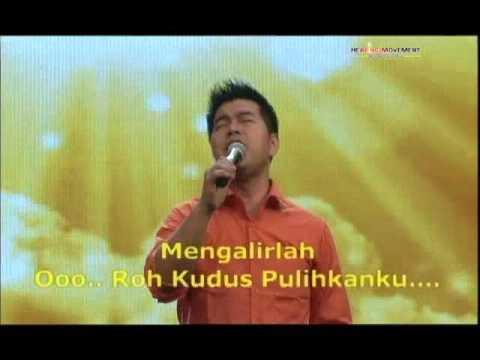 Live Report Healing Movement Crusade Cepu - Mengalirlah Kuasa Roh Kudus