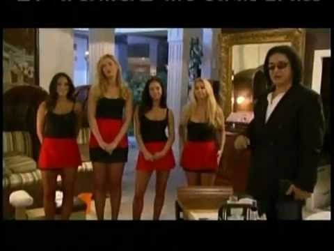 Gene Simmons Family Jewels Nail Episode