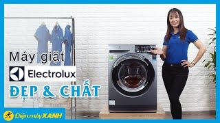 Máy giặt Electrolux Inverter: giặt hơi nước diệt khuẩn (EWF9025BQSA) • Điện máy XANH