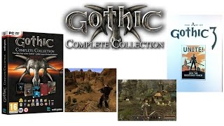 Unboxing - Gothic Complete Collect