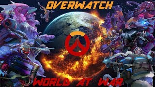 PS4 Overwatch Community Series - World Cup