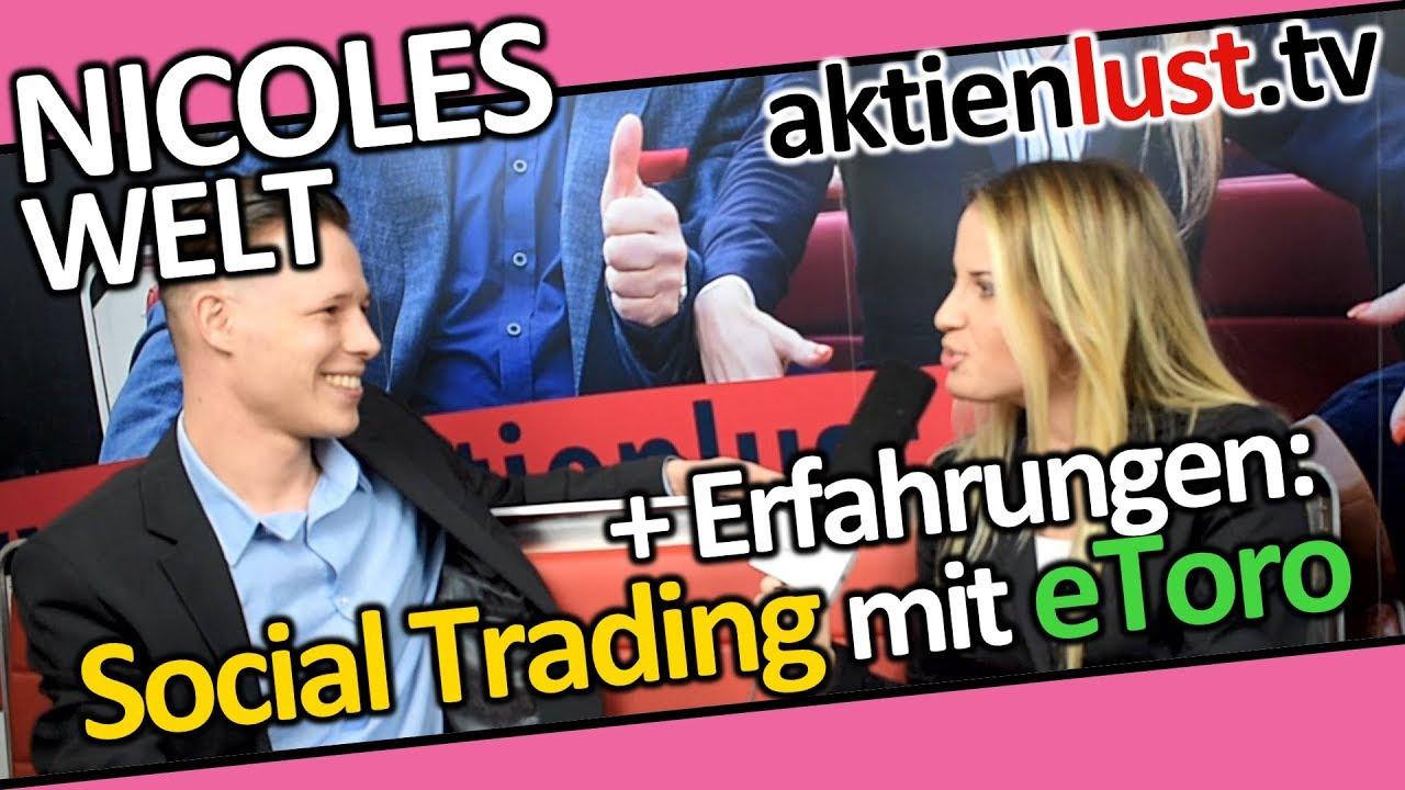 Social Trading Erfahrungen