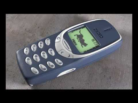 Kick Ringtone mono - old original Nokia Ringtone 3210, 3310 for Download