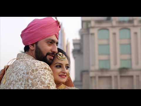 Indian Wedding Cinematic Film | Rahul & Ishmeet
