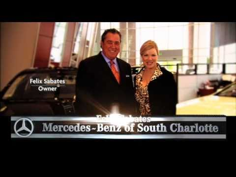 Lovely Felix Sabatesu0027 Mercedes Benz Of South Charlotte Certified Pre Owned Mercedes  Benz