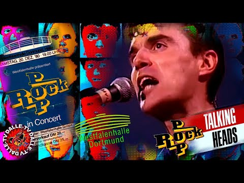 Talking Heads - Live at RockPop