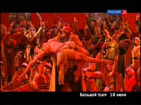 Alexander Borodin - Prince Igor by Yury Lyubimov - music editor Pavel Karmanov