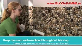 видео Каменная мозаика. Стеклянная мозаика: виды, характеристика, применение