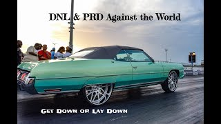 DNL & PRD Against the World: Grudge races and show