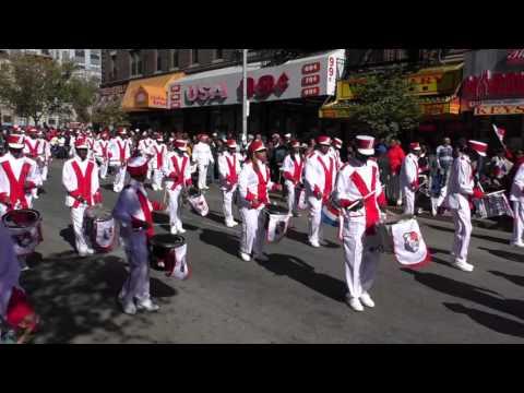 Panamanian Day Parade~2015~Brooklyn~Panamanian Marching Band ATL~NYCParadelife