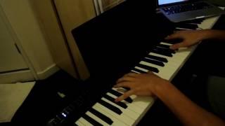 方皓玟 - 還要去過生活 piano cover by jeffip97music