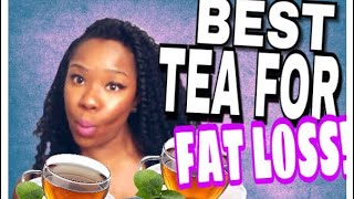 BEST Tea For Weightloss!