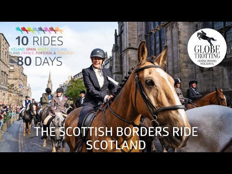 Keen On A Horse Riding Holiday In Scotland? We Have Just The Ride.