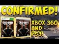 """Black Ops 3: CONFIRMED ALL CONSOLES! """"BO3 Xbox 360 & PS3 Confirmed!"""" Black Ops 3 Old Gen Consoles!"""