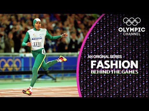 Cathy Freeman's Iconic Sydney 2000 Athletics Suit | Fashion Behind the Games