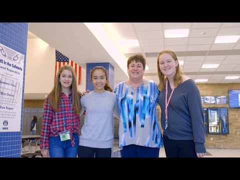 Mayerson Academy Partnership with West Clermont Middle School