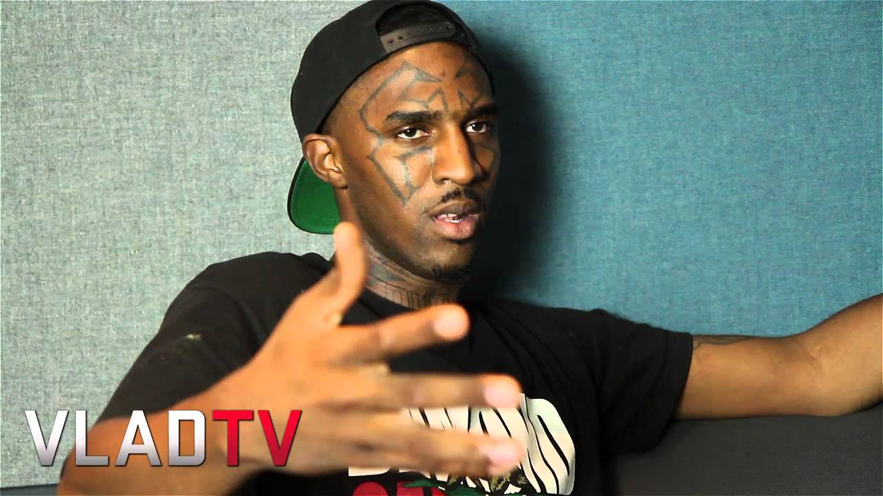 909faea18 Daylyt Explains the Meaning Behind his Spawn Tattoo - YouTube